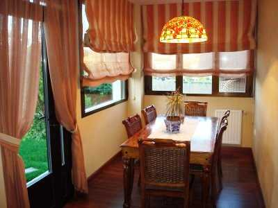 C mo decorar las ventanas de tu casa mujeres por sinaloa - Cortinas para comedores ...