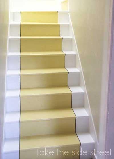 Como decorar una escalera fotos ideas y consejos for Escaleras infinitas