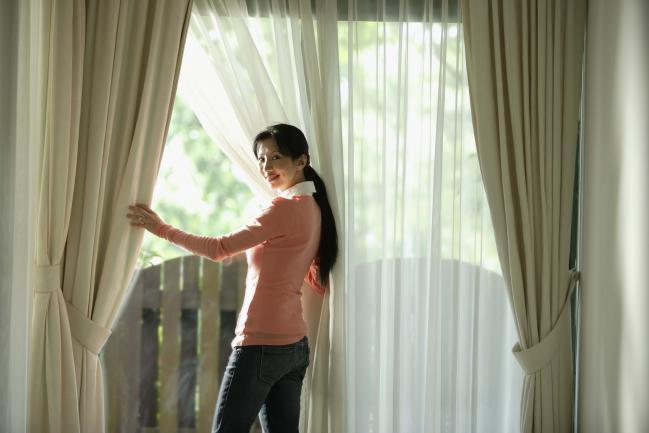 C mo elegir cortinas para el hogar mujeres por sinaloa - Como elegir cortinas ...