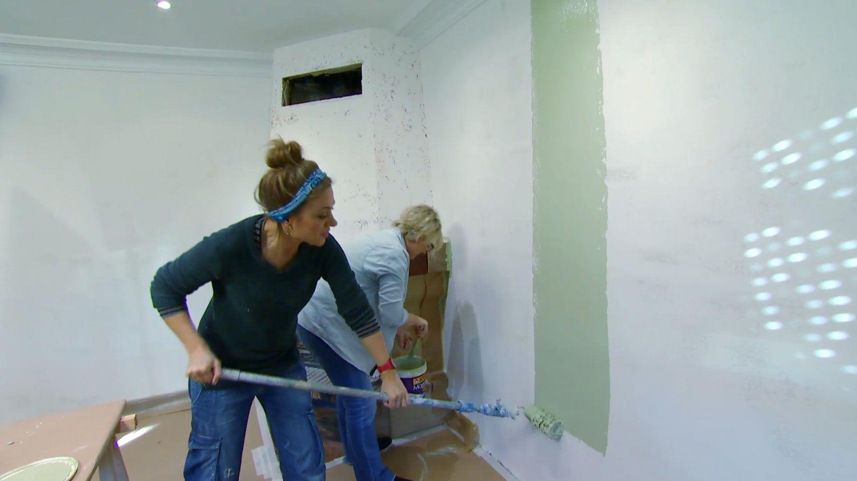 C mo pintar una habitaci n como un profesional mujeres - Pasos para pintar una habitacion ...